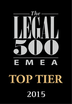 top tier legal firm 2015